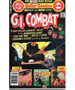 G.I. Combat Comic Book #208, DC Comics 1978 VERY FINE - $14.98