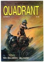 Quadrant #5 1985- Hellrazor- Peter M Hsu-  NM- - $18.62
