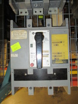 GE PowerBreak TPSS5616G 1600A 3p 600V MO/FM Circuit Breaker w/ LIG Used E-ok - $4,200.00