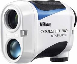 Nikon Coolshot Pro Stabilized Laser Rangefinder for Golf - $455.94