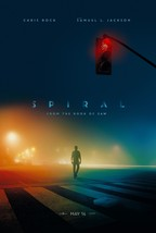 Spiral Movie Poster Darren Lynn Bousman Chris Rock Art Film Print 24x36 27x40 #1 - £7.89 GBP+