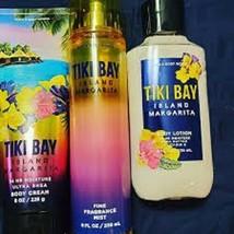 BATH & BODY WORKS TIKI BAY ISLAND MARGARITA U CHOOSE LOT CREAM LOTION GE... - $26.11+