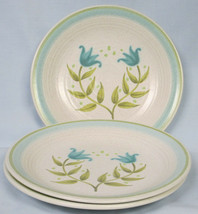 Franciscan Tulip Time Bread or Dessert Plate, Set of 3 - $21.67