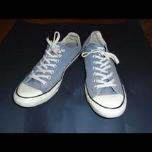 Converse Chuck Taylor Allstar Low Tops Broken in Blue Men's Size US 10.5... - $19.99