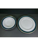 SET OF 3 PCS - ROYAL DOULTON BILTMORE 2 - DINNER, 1 - RIMMED SOUP - PRIS... - $58.80