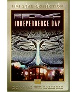 Independence Day (Five Star Collection) DVD - $1.70