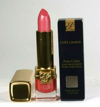 New Estee Lauder Pure Color Long Lasting Lipstick 116 Candy - $49.49
