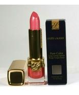 New Estee Lauder Pure Color Long Lasting Lipstick 116 Candy - $49.49