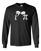293 Be Rational Get Real Long Sleeve Shirt funny math geek nerd formula calculus - $18.00+