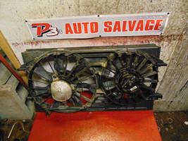 08 07 06 04 05 Chevy Malibu Maxx oem 3.5 dual radiator cooling fan assembly - $49.49