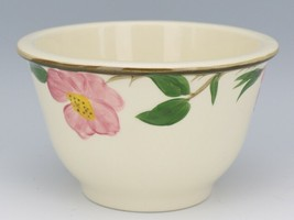 "Vintage Franciscan Desert Rose Made in California 1950s Small 6"" Mixing Bowl image 1"