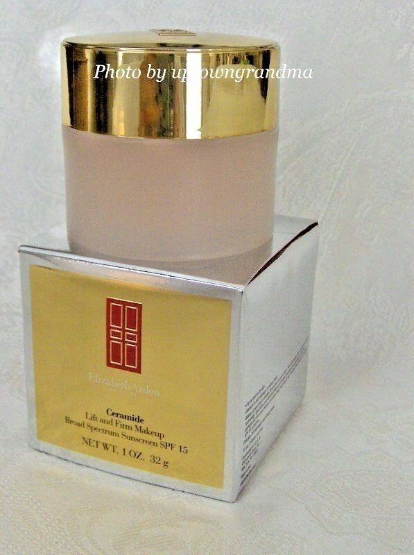 Primary image for Ceramide Lift and Firm Foundation Makeup BISQUE SPF 15 NIB Elizabeth Arden