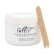 Micro Tweeze No- Strip Microwaveable Hair Removal System, 8 oz image 1
