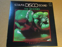 Record Lp The Glue Bees Soulful Disco Sound Showa Kayo Instrument Mainte... - £165.86 GBP