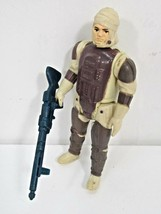 """Vintage 1980 Kenner Star Wars Dengar 3-3/4"""" Action Figure & Blaster 1980'S - $18.75"""