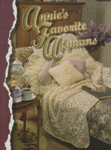 "Hard Covered Book - ""Annie's Favorite Afghans"" - Annie's Attic - Gently ... - $18.00"