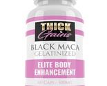 Black maca big booty bigger breasts the maca team thick gains get thick pills thumb155 crop