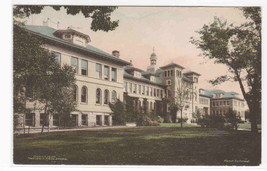 State Normal School University Stevens Point Wisconsin 1921 handcolored ... - $6.50