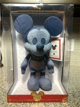 Train Conductor Mickey Mouse Disney Year of The Mouse Collector Plush Ma... - $117.60