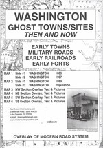 Washington Ghost Towns: Then and Now - $15.95