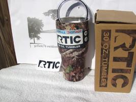 New Camo True Timber RTIC 30 oz Tumbler - $28.00