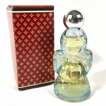 Vintage 1981 Avon Heavenly Christmas Angel w Ariane Ultra Cologne 0.5 oz... - $11.26