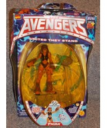 Vintage 1999 Marvel The Avengers Tigra Action Figure New In The Package - $29.99