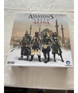 COMPLETE Assassin's Creed Arena Boardgame - Cryptozoic Ubisoft 2-4 Players - $23.05