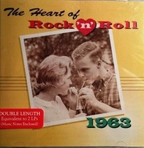 Time Life (The Heart Of Rock n Roll 1963)  CD - $3.98