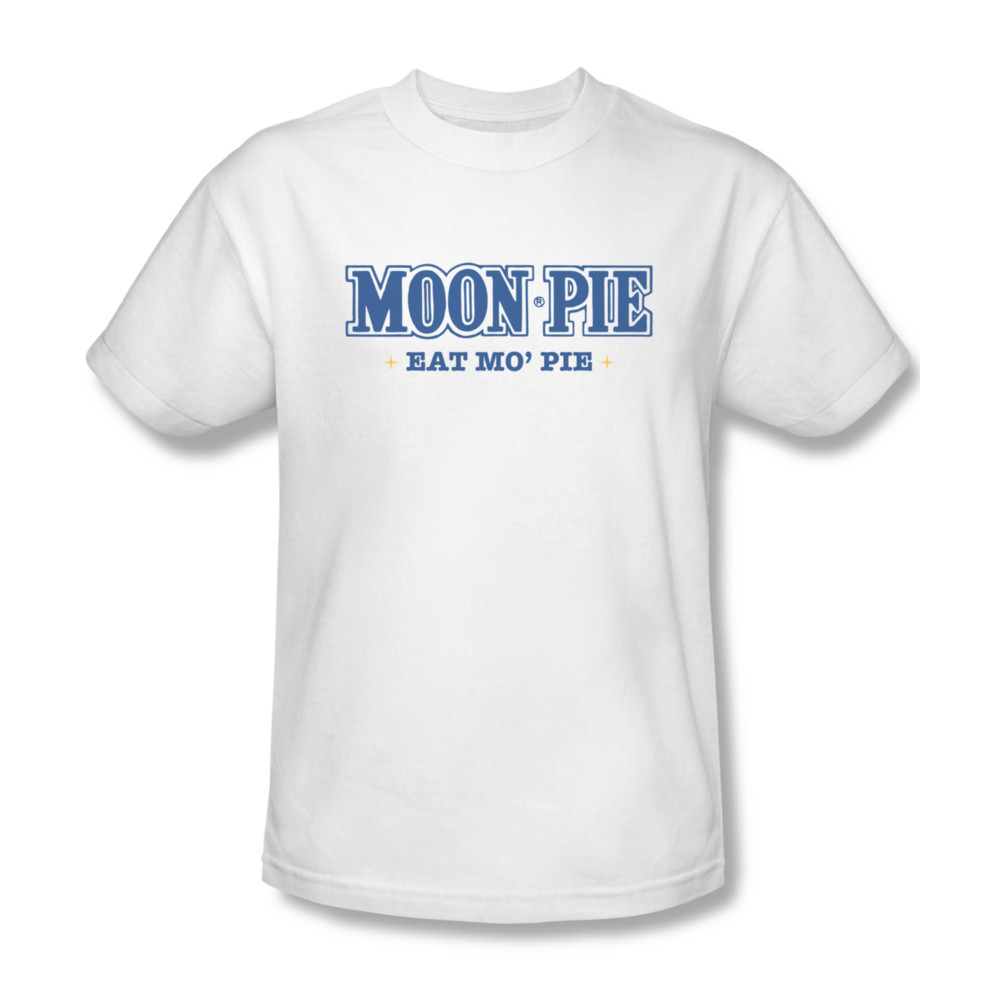 At moon pie eat mo pie graham cracker marshmallow retro 70 s 80 s for sale online graphic tshirt
