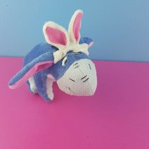 Dan Dee Plush Disney Eeyore Winnie the Pooh Collection Bunny Ears Easter... - $15.84