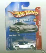 Hot Wheels 2008 Web Trading 087 Dodge Concept Car White - $2.51
