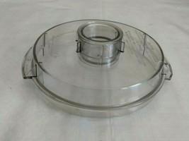 Cuisinart Pro Custom 11 Bowl Lid with Cap DLC-8S Replacement Part - $20.53