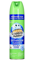 Scrubbing Bubbles Disinfectant Bathroom Cleaner, Fresh Scent, 20 Ounces - $9.89