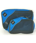 Eagle Creek Set of Two Blue Packing Cubes Medium and Small - $23.27