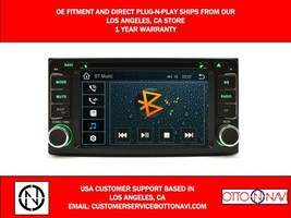 NAVIGATION GPS DVD BLUETOOTH RADIO SYSTEM for 2002 TOYOTA HIGHLANDER - $227.69