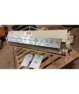 """48"""" x 22 Gauge Bench Model Box & Pan finger Brake JET bp-2248n  754122 - $742.50"""