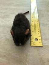 LIKE NEW Folkmanis Plush Swamp Rat Finger Puppet  - $1.50
