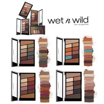 Wet n Wild Color Icon Eyeshadow 10 Pan Palette (Free Shipping) - $8.99