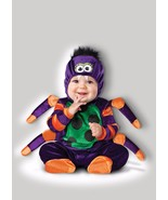 Incharacter Itsy Bitsy Spider Insect Animal Infant Baby Halloween Costum... - $44.86