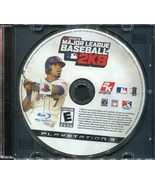 Major League Baseball 2K8 (Sony PlayStation 3, 2008, PS3) Game Only  - $3.95