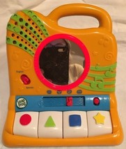 Leapfrog Learn & Groove Piano Bilingual Learning Toy Shapes Colors Mirror - $12.38