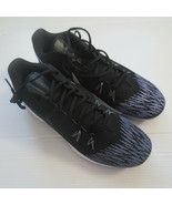 Nike Zoom Evidence II Shoes - 908976 - Black Lavender 105 - Size 14 - NEW - $39.95