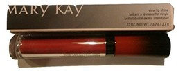 Mary Kay Vinyl Lip Shine Audacious 037383 New in Box - $14.99