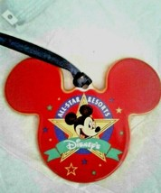 Disney World All Star Resort Mickey Ceramic Ornament, NEW Edition - $26.95