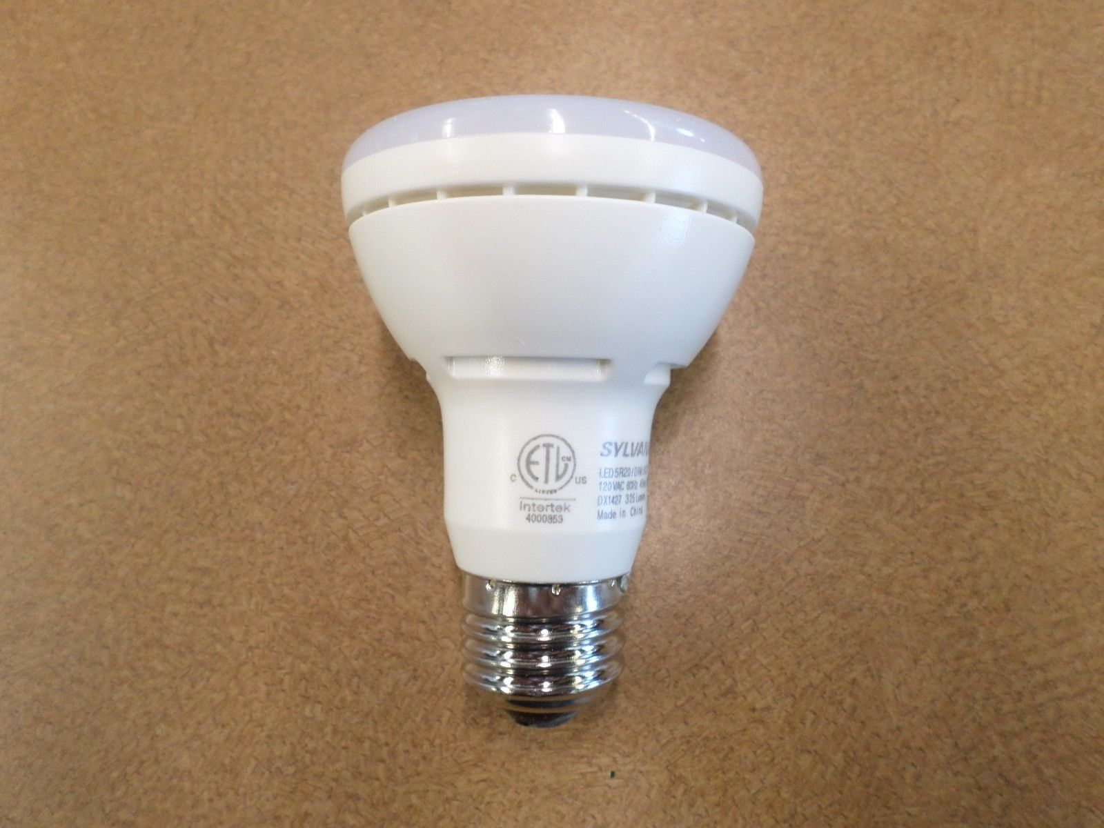 Primary image for Sylvania R20 Dimmable 5W 120V Indoor/Outdoor Bulb