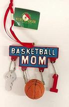 Sports Mom Ornament (Basketball) - $14.85