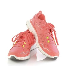 Skechers Sport Neon Pink Athletic Tennis Shoes Sneakers Memory Foam Wome... - $24.63
