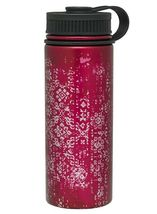 NEW Gaiam 18 Oz. Stainless Steel Water Bottle for Hot or Cold Drinks NWT image 6