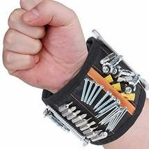 Kobwa Magnet-Armband, 15 starke Magnete, Werkzeuggürtel für Schrauben, N... - $19.46